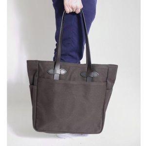 Filson Canvas Tote Bag